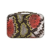 House of Harlow 1960 Marley Clutch in Blush Lizard
