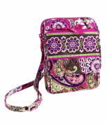 Vera Bradley Mini Hipster in Very Berry Paisley