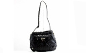 Guess Women's Zani Medium Black Satchel Handbag