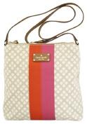 Kate Spade Victoria Classic Spade Stucco Crossbody Handbag