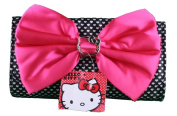 Hello Kitty Clutches Black Clutch Evening Purse