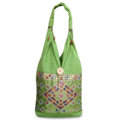 Udaipur Famous Handmade Conforatble Embroidered & Mirror Cotton Fashion Bag