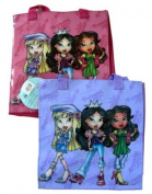 Passion for Fashion Lil' Bratz Mini Size Tote Bag Handbag Purse - Purple