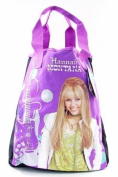 Hannah Montana Purple Tote Handbag