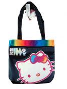 Tote Bag - Hello Kitty - Rainbow Satin