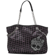 Monster High Chain Tote Handbag Purse
