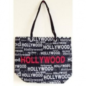 33cm Hollywood Black Tote bag