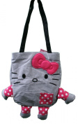 Hello Kitty Jersey Tote Large Plush bag