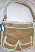 Light Brown Stylish Girls Fashion Hand Bag/purse