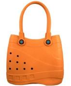 Large Orange Sol Tote - The Coolest Bag Under The Sun