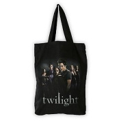 Twilight Movie Cast and Cullen Crest Canvas Tote