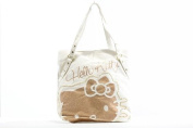 Hello Kitty Kitty Rocks Natural Tote