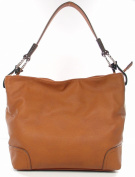 Simple Classic Everyday Hobo/Handbag - Tan