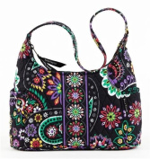 Bella Taylor Carnevale Curve Quilted Cotton Handbag