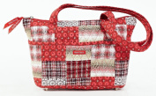 Bella Taylor Poppy Plaid Quilted Cotton Taylor