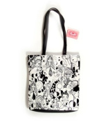 Mod Girl Tote Bag by Fluff