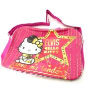 "Shoulder bag ""Hello Kitty"" pink fuchsia (a4)."