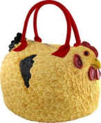 "Rubber Chicken ""Hen Bag"" Tote"