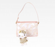 Hello Kitty Shoulder Bag With Mascot