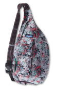 Kavu Rope Sling Bag, Paint Splash
