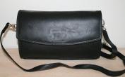 Genuine Leather Unisex Organizer Bag, SHoulder Bag and WRIST BAG Cute