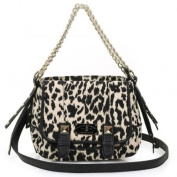 Christian Audigier Cate Crossbody Shoulder Bag -Leopard