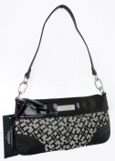 Tommy Hilfiger Small Shoulder Handbag Tote in Black