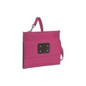 Rowallan Tess Travel Shoulder Bag Crossover Purse Raspberry
