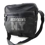 "Shoulder bag ""Redskins"" black."