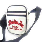 "Shoulder bag ""Redskins"" white."