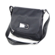 "Shoulder bag ""Ted Lapidus"" black."
