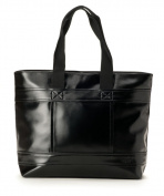 Puma Kenobi Leisure Shopping Shoulder Handbag In Black