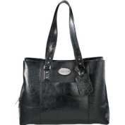 "Kenneth Cole® ""Tripled The Size"" 39.1cm Compu-Tote - Black"