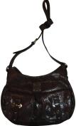 Women's Guess Purse Handbag Jett Brown