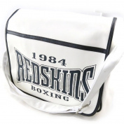 "Bag ""Redskins"" white."