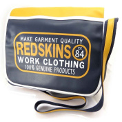 "Shoulder bag ""Redskins"" yellow sea."