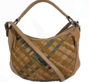 Lucky Brand Robertson Convertible Large Leather Hobo