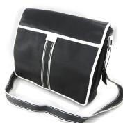 """Hobo bag """"Azzaro"""" black."""