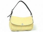 COACH Z CHELSEA LEATHER FLAP 14703 SAND