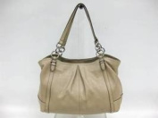 COACH LEATHER ALEXANDRA TOTE 16244 CAMEL