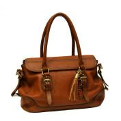 Concealed Carrie Concealed Carry Satchel Handbag