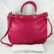 Marc Jacobs Too Hot To Handle Mini Shopper in Fuchsia