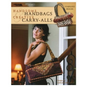 Leisure Arts Handsome Handbags & Creative Carry-Alls