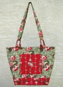 Newport Tote Pattern By Lazy Girl Designs