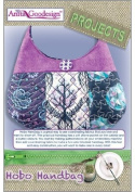 Anita Goodesign ~ Hobo Handbag ~ Embroidery Designs CD