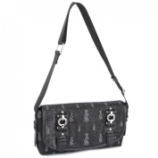 Christian Audigier Jemma Crossbody Bag - Black