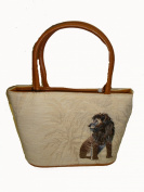 Bueno Gold Mine Handbag Satchel Bag Purse