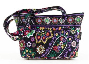 Bella Taylor Carnevale Taylor Quilted Cotton Handbag Tote Bag