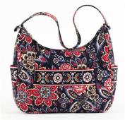 Bella Taylor Serafina Vanessa Quilted Cotton Handbag Tote Bag