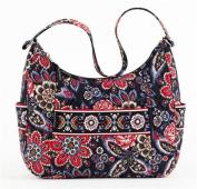 Bella Taylor Serafina Vanessa Quilted Cotton Handbag Tote Bag
